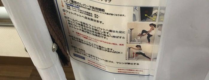 メガロス 中延店 is one of Posti che sono piaciuti a 高井.