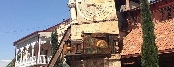 Rezo Gabriadze Marionette Theatre | რეზო გაბრიაძის მარიონეტების თეატრი is one of грузия.