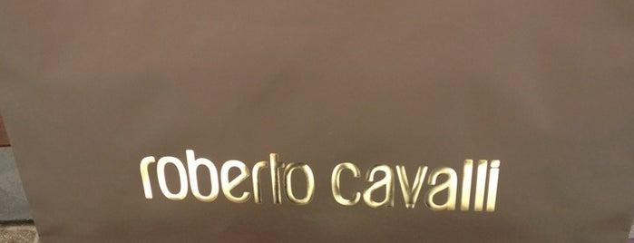 Roberto Cavalli is one of Rome.