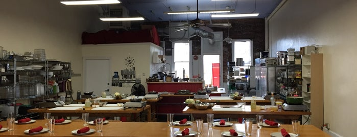 Portland's Culinary Workshop is one of Susanさんのお気に入りスポット.