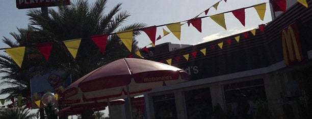 McDonald's is one of สถานที่ที่ Leen ถูกใจ.