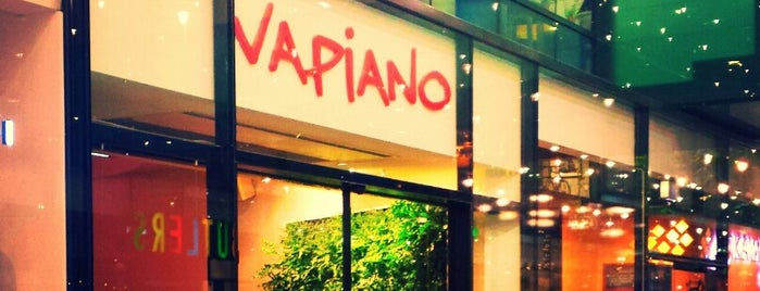 Vapiano is one of Munich Social.