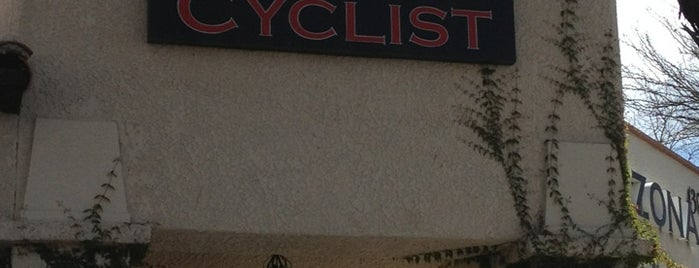 Arizona Cyclist is one of Favorites of Tucson.