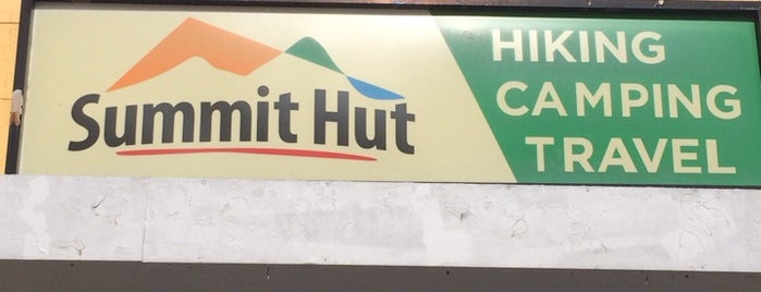 Summit Hut is one of Lugares favoritos de Tang.