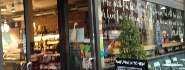Natural Kitchen is one of London food.