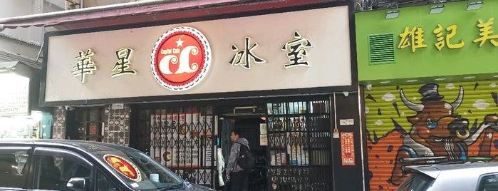 Christy Café is one of Tempat yang Disukai SV.