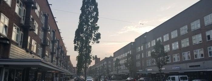 Tramhalte Marco Polostraat is one of Alle tramhaltes van Amsterdam.
