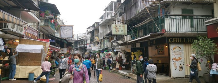 Sai Kung Market is one of HK.