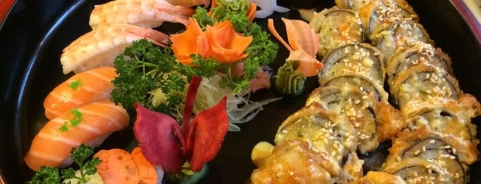 Arirang Sushi Grand Restaurant is one of Tempat yang Disimpan Lukas.