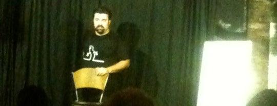 Old City Comedy Club is one of Lieux qui ont plu à Burcin.