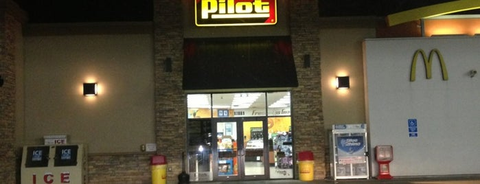 Pilot Travel Centers is one of Cheryl's Liked Places.