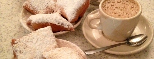 Café du Monde is one of New Orleans To-Do List.