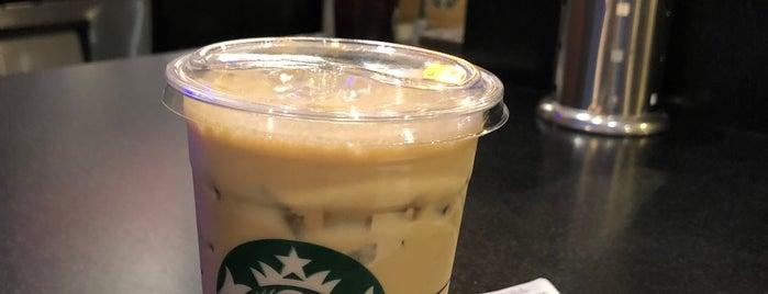 Starbucks is one of Kaec.