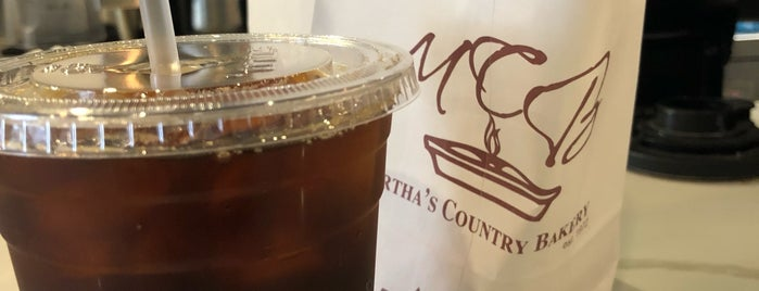 Martha's Country Bakery is one of NYC 2017 List.