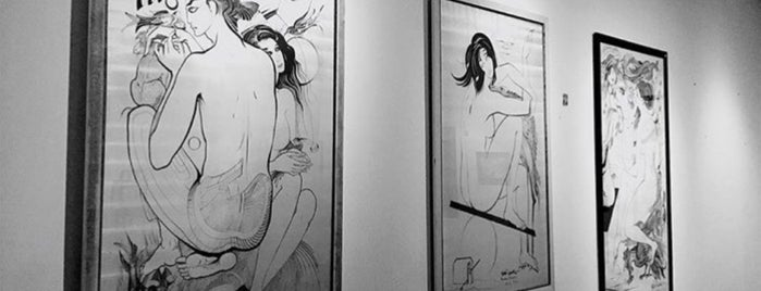Rusudan Petviashvili Gallery & Art Cafe is one of Georgia.