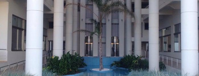 Elysium Resort & Spa is one of Stevenson's Favorite World Hotels.