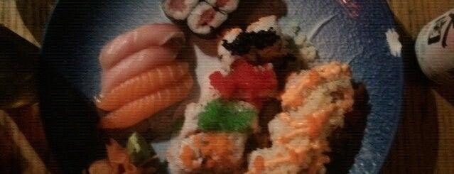 Sushi Park is one of บันทึกเดินทาง New York.