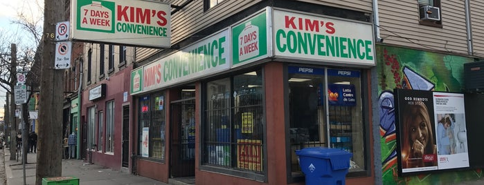 Kim's Convenience is one of Locais curtidos por Kevin.