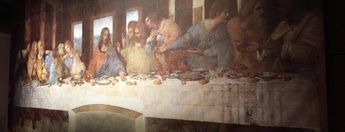 Da Vinci Exhibit is one of Viva Las Vegas!.
