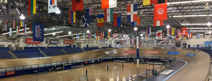 LA Velodrome is one of south bay beach cities.