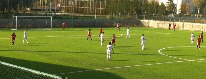 Eskişehirspor Tesisleri is one of Tempat yang Disimpan 🆉🅴🆈🅽🅴🅻.