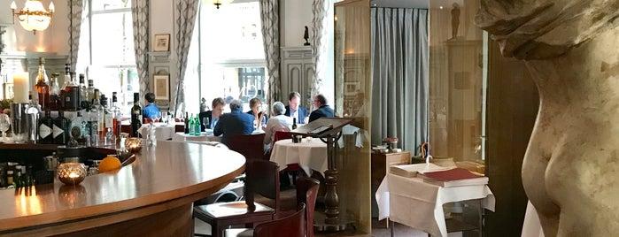 Ristorante Conti is one of Restaurants Zurich.