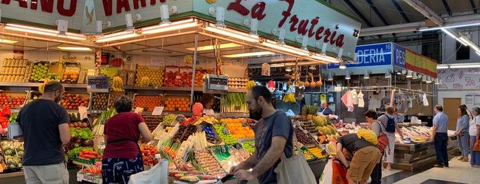 Mercado Municipal de Vallehermoso is one of Madrid 2019🇪🇸.