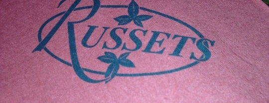 Russets is one of Suzzetteさんのお気に入りスポット.