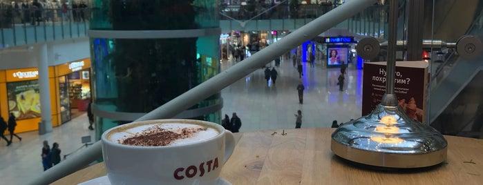 Costa Coffee is one of Locais curtidos por Anastasia 🌸.
