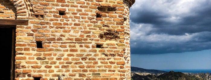 Cattolica Di Stilo is one of Lugares favoritos de Дарина.