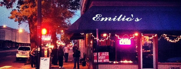 Emilio's Restaurante is one of RVA Fan Restaurants.