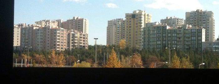 Bilkent Plaza A3 Blok is one of Posti che sono piaciuti a Derman.