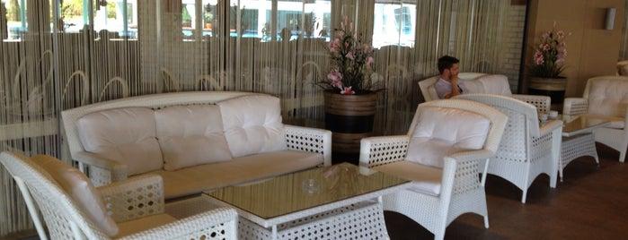 limak lara cafe bonjour is one of Antalya-Lara.