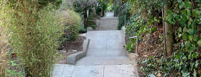 Vulcan Stairway is one of Bay Area architecture and outdoors spots.