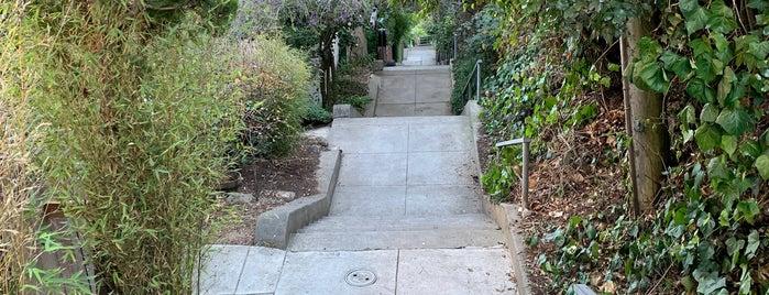 Vulcan Stairway is one of Beautiful SF.