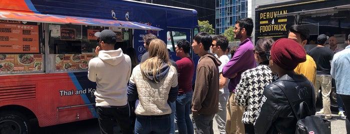 Food Trucks is one of Orte, die Arjun gefallen.