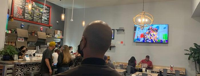 Tacos El Patron is one of SF.