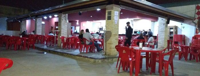 Espetinhos Norte-Sul is one of Vanessa'nın Beğendiği Mekanlar.