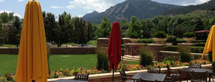 St Julien Hotel & Spa is one of Colorado's Music Venues.