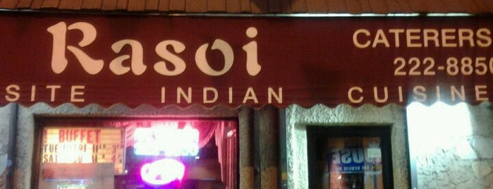 Rasoi is one of Solid Places.