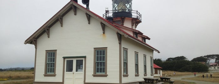 Point Cabrillo Light Station is one of Mendocino.