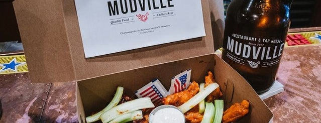 Mudville Restaurant & Tap House is one of The New Yorkers: Tribeca-Battery Park City.