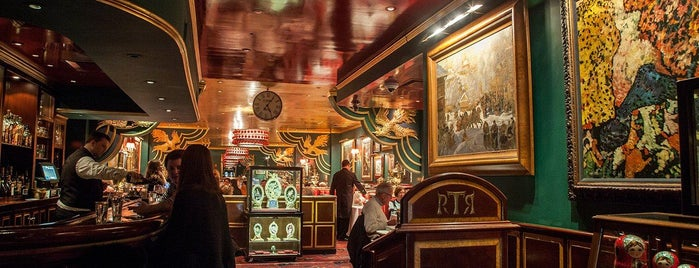 Russian Tea Room is one of NYC To-Do List.