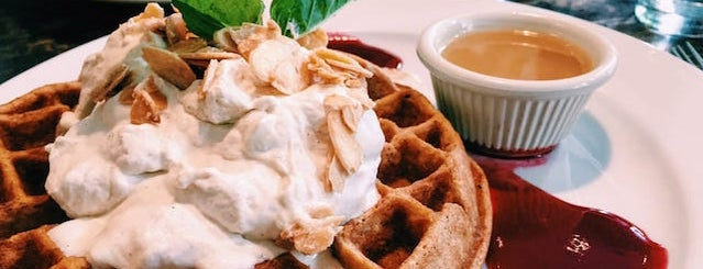 Community Food & Juice is one of The 16 Best Underrated Brunch Spots In NYC.