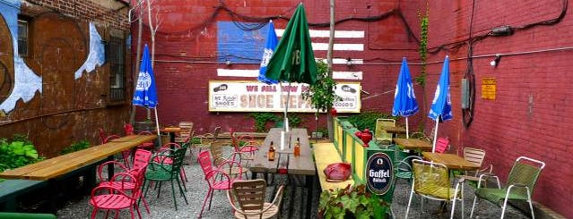Brooklyn Ice House is one of The 15 Best Bars with Backyards in NYC.