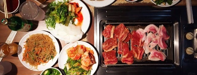 Picnic Garden BBQ Buffet House is one of The 11 Best All-You-Can-Eat Deals In NYC.