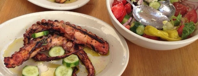Taverna Kyclades is one of Where To Find The Best Greek Food In NYC.