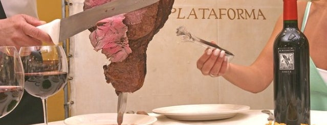 Churrascaria Plataforma is one of The 11 Best All-You-Can-Eat Deals In NYC.