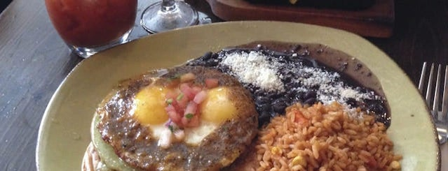 El Camion Cantina is one of The 16 Best Underrated Brunch Spots In NYC.
