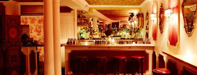 9 Toasty Subterranean Bars To Hide in 'Til Spring